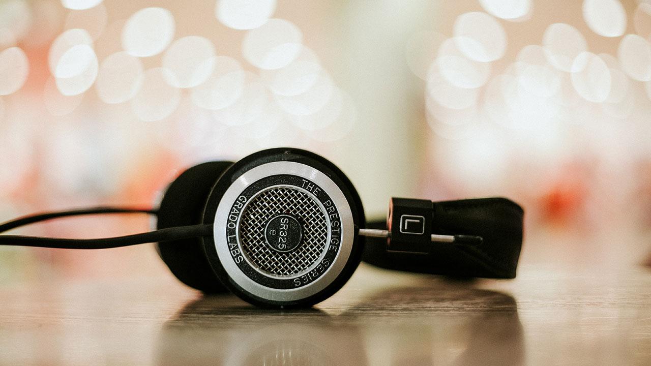 Placeholder media audio