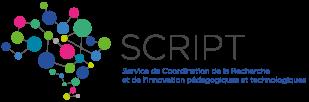Logo du SCRIPT