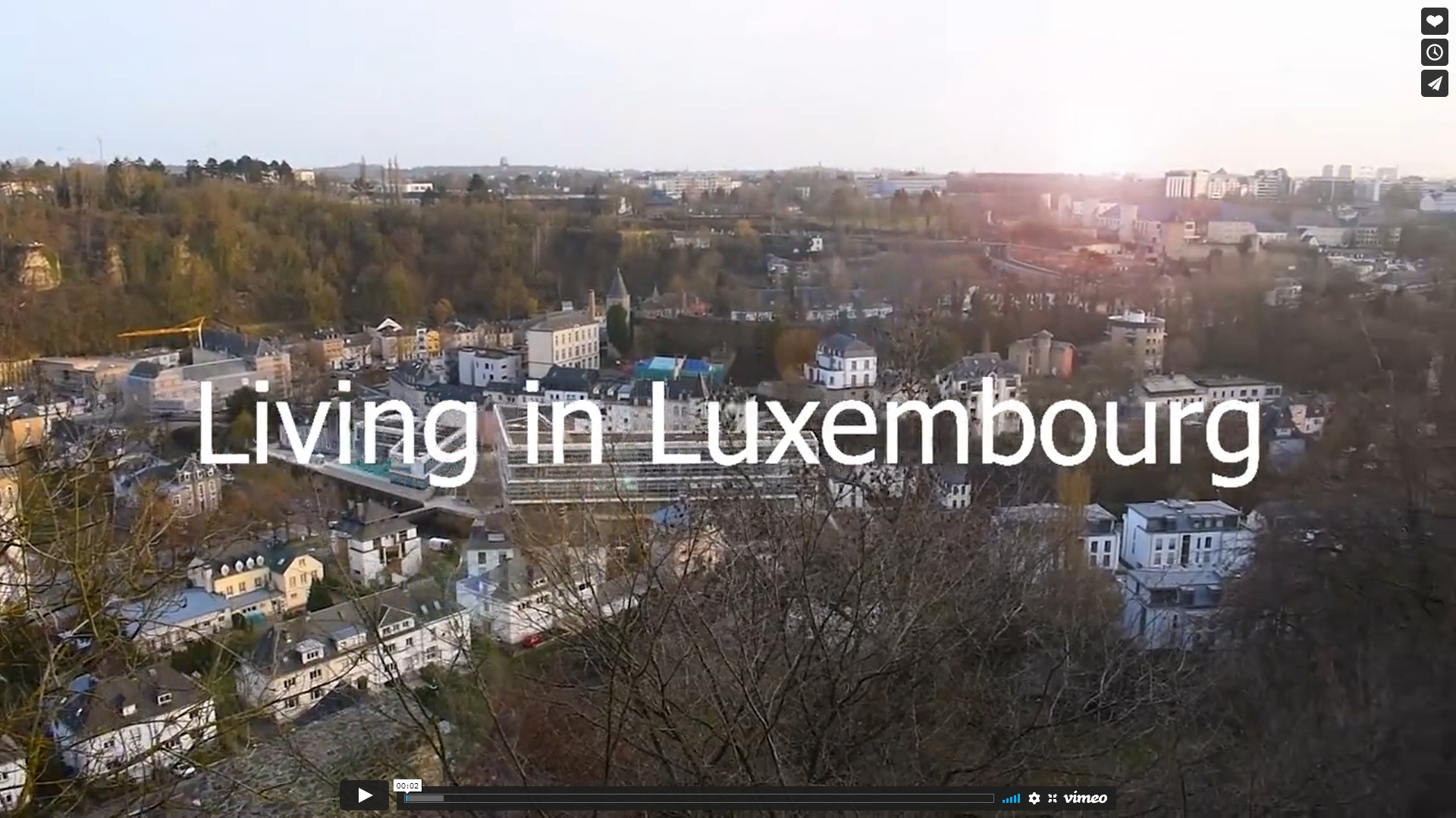 Living in Luxembourg LJBM 3CC1