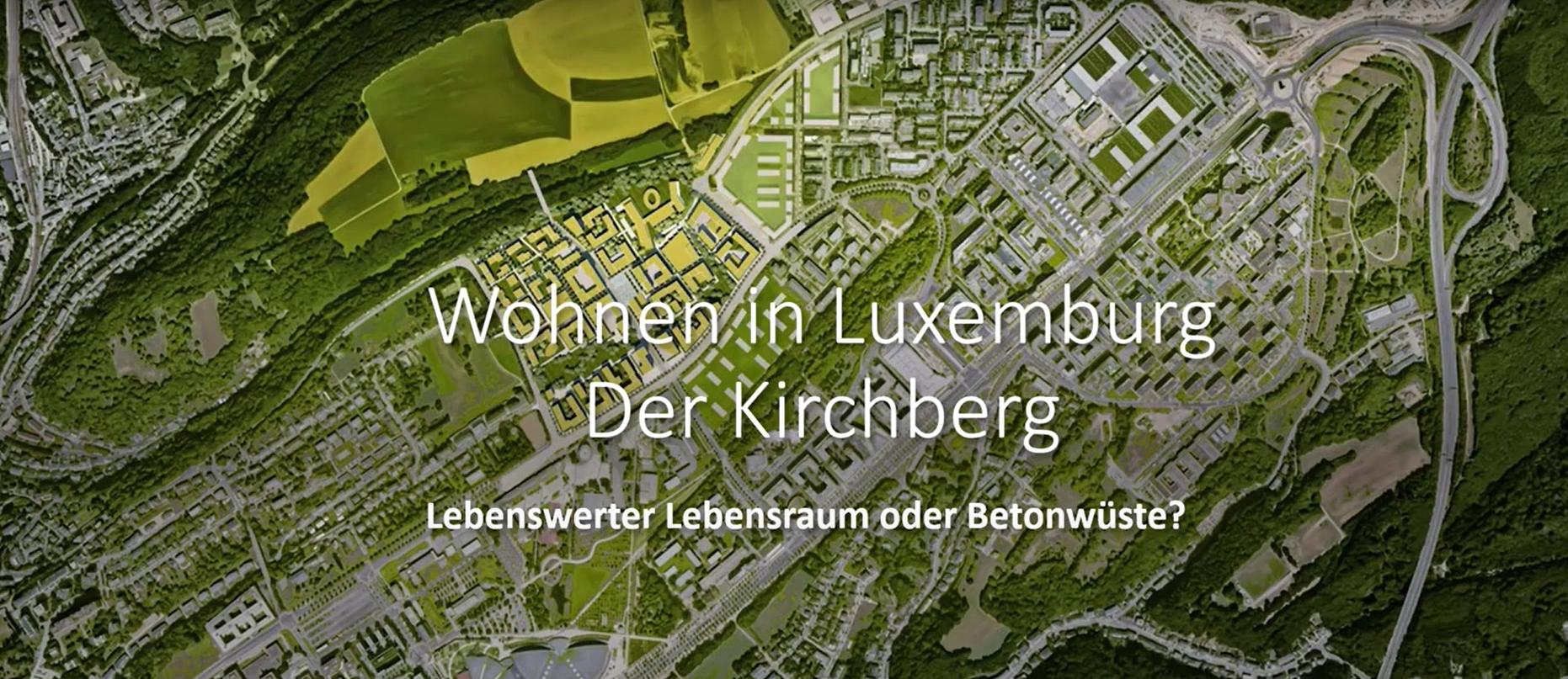Wohnen in Luxemburg Kirchberg